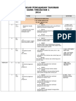 Yearly Planner Science Form 1 2014
