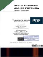 Maquinas Eléctricas y Sistemas de Potencia - Wildi - 6ed
