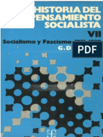 152026691 Cole Douglas Howard Historia Del Pensamiento Socialista 07 Socialismo Y Fascismo 1931 1939