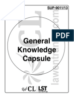 01. General Knowledge Capsule