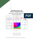 Fundamentos Elecromagnetismo-Bernardoo Garcia Olmedo