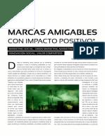 Marcas Amigables Con Impacto Positivo