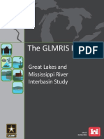 Great Lakes and Mississippi River Interbasin Study