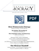 Journal of Democracy 2007 1