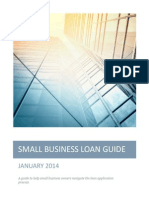 Small Business Loan Guide 2014