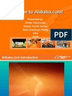Alibaba.com case analysis