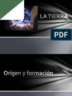 Origen y Formacion Del Planeta Tierra (1)