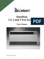 Datamate Parts Manual