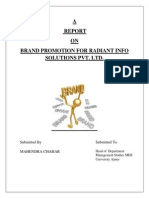 Mahendra Project Report