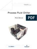 ProcessFluidChiller Parts Manual