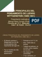 presentacinlneasprincipalesdelpensamientodeludwigwittgenstein-110513032738-phpapp01