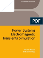 Power Syst Electromagnetic Transient