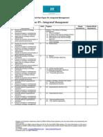P5  plan of study