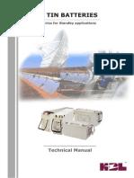 PLT Technical Manual