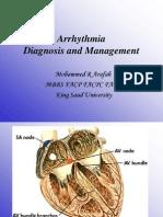 Arrhythmia Diagnosis and Management