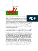 Tourism in Wales