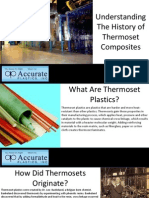 Understanding the History of Thermoset Composites