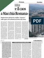 2008.06.19 - Il Quotidiano - Articolo Rg Su Forum