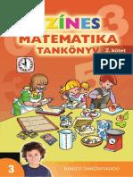 Színes matematika 3.o.2.rész