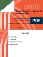TFC 2 _ Apresentação Bernardo Silveira e Luiz Gustavo