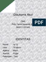 Glaukoma Piti