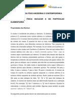 Fisica Moderna e Comtemporânea - Unidade VI