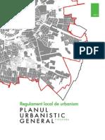 Regulament Local de Urbanism Timisoara 2012