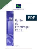 Guia de utilizacão do Mi crosoft front page_2003