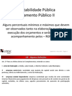 CTP - Orçamento Público II