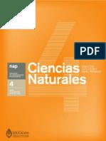 Ciencias Naturales 4 Cuadernos - JJ