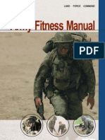 Army Fitness Manuel