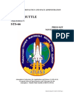 NASA Space Shuttle STS-66 Press Kit