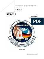 NASA Space Shuttle STS-61A Press Kit