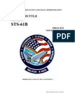 NASA Space Shuttle STS-61B Press Kit