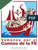 Year of Faith Prayer in Spanish