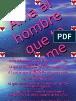 Ama Al Hombrequete Ame