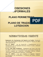 POSESIONES INFORMALES