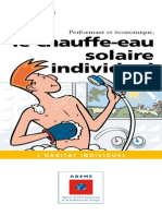 Guide Ademe Chauffe Eau Solaire Individuel