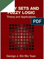 Fuzzy Sets & Fuzzy Logic -- Theory & Applications [Klir & Yuan]
