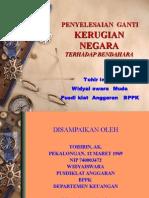 PKN Bendahara 24 April 2009