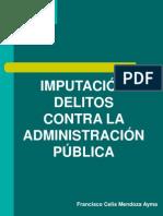 Amag Delitos Contra Administracion Publica