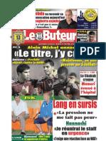 LE BUTEUR PDF du 13/09/2009
