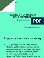 CDG - Justicia y políticas de la diferencia (Iris Young)