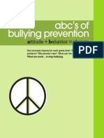 ABCs of Bullying Prevention Book