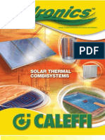 Caleffi Solar Thermal and Hydronic Installations Example