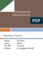 Lapsus Hiperemesis Gravidarum