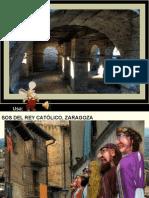 A spanyol középkor