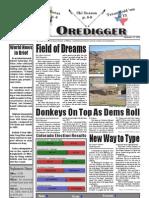 The Oredigger Issue 06 - November 15, 2006
