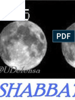 En Defensa de LA VERDAD Vs Defensa del Shabbat Lunar Parte VII