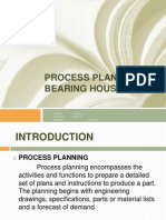 Process Planning of Bearing Housing1